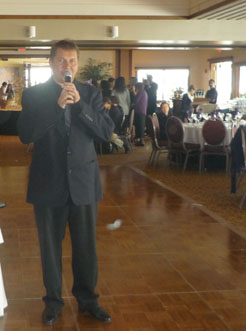 Bat Mitzvah, Nov 27 2011, Charthouse Restaurant, Weehawken, New Jersey, USA